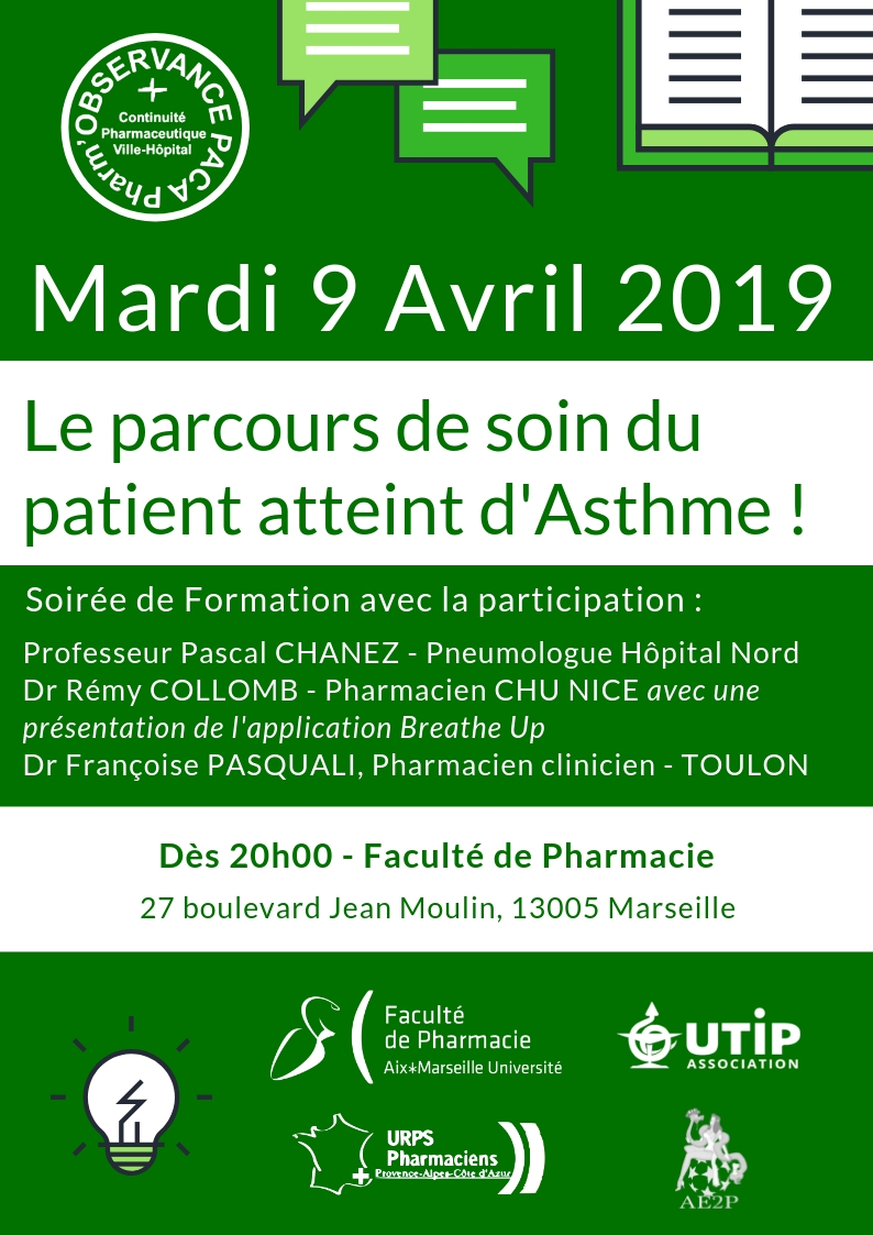 Parcours De Soins Du Patient Atteint D'asthme