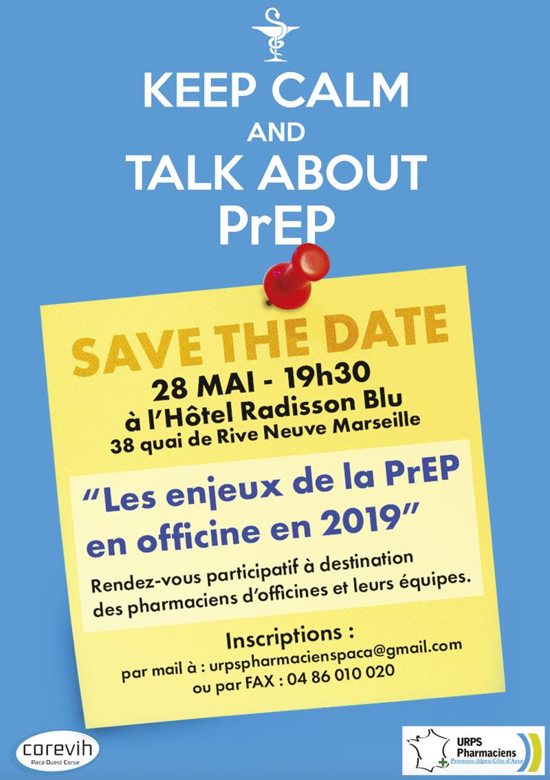 Les Enjeux De La PrEP En Officine En 2019