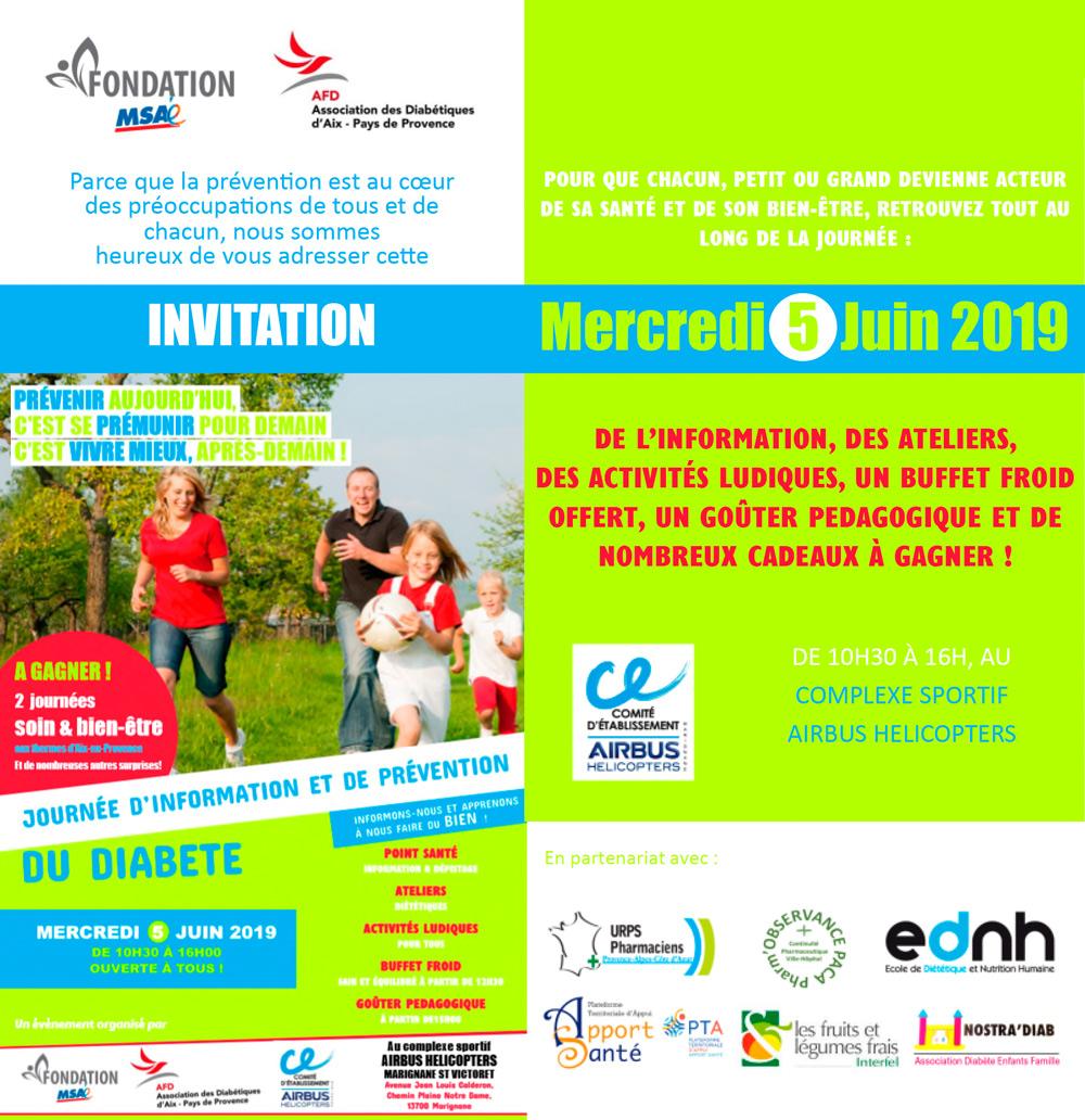 Journée D'information Et De Prévention Du Diabète